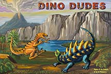 Cover art for Dino Dudes